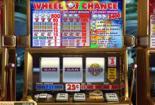 3 reel Wheel of Chance Slots