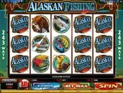 Play Alaskan Fishing Slots now!