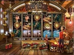 The Curious Machine Slots