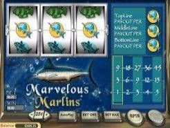 Play Marvelous Marlins Slots now!